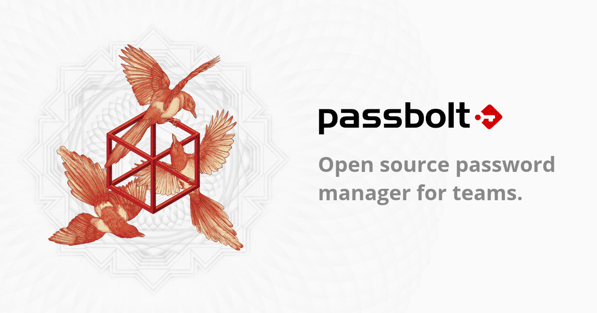 Passbolt Help | Passbolt API Documentation